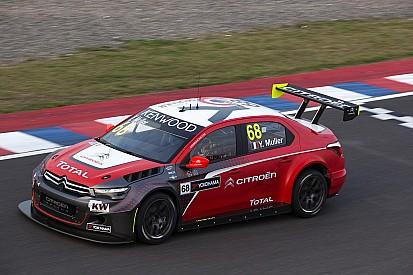 Лопес подарил победу Мюллеру во второй гонке