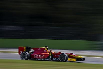 Gara 2: Nato centra il successo, Giovinazzi ancora a podio