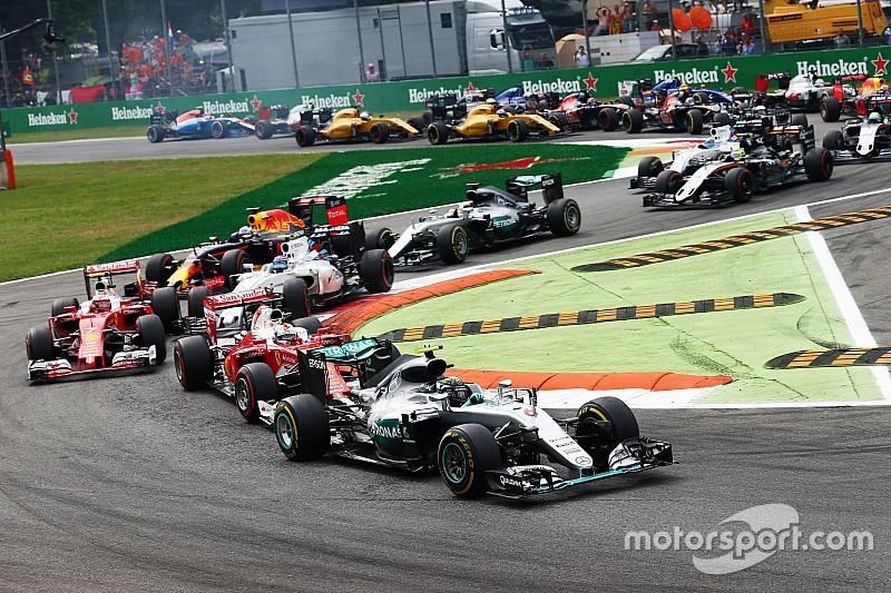 Course - Départ gagnant pour Rosberg