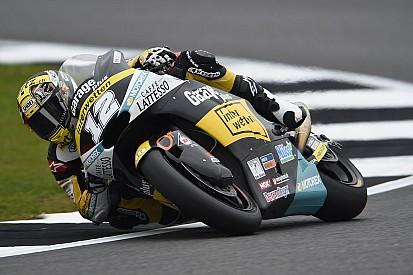 Moto2 in Silverstone: Tom Lüthi siegt beim Comeback nach Verletzung