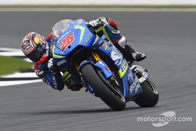 MotoGP in Silverstone: Maverick Vinales holt ersten Suzuki-Sieg seit 2007