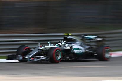 Hamilton lento al via, Rosberg vince a Monza con Vettel che torna a podio