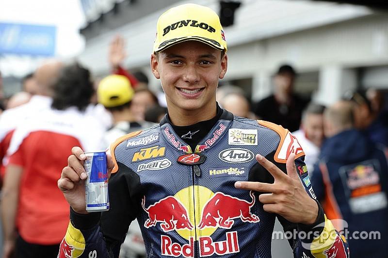 """Bendsneyder over eerste GP-podium: """"Derde plaats is ongelooflijk"""""""