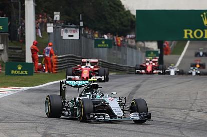 """Rosberg - """"J'ai pris un départ génial et ça m'a permis de gagner"""""""
