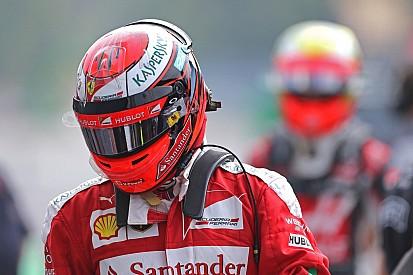 Faute de mieux, Räikkönen se contente de sa quatrième place