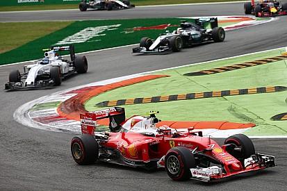 """Räikkönen: """"Non mi piace arrivare quarto, ho preso quello che restava"""""""