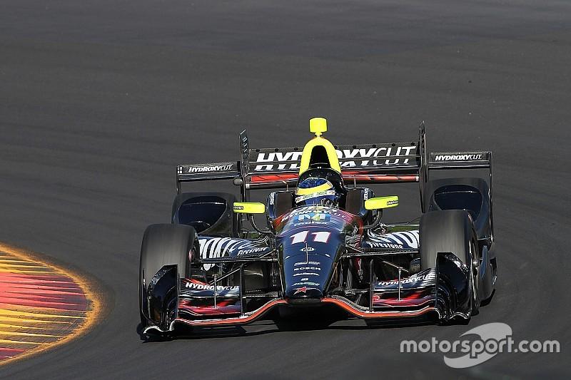 La grille de départ illustrée de la course de Watkins Glen