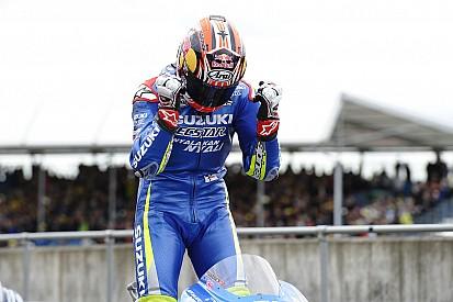 MotoGP İngiltere: Bu sefer Vinales ilk zaferini kazandı!