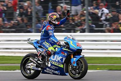 MotoGP第12戦イギリスGP:ビニャーレスが歓喜の初優勝。スズキもMotoGP復帰後初勝利