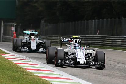 Williams satisfait de repasser devant Force India