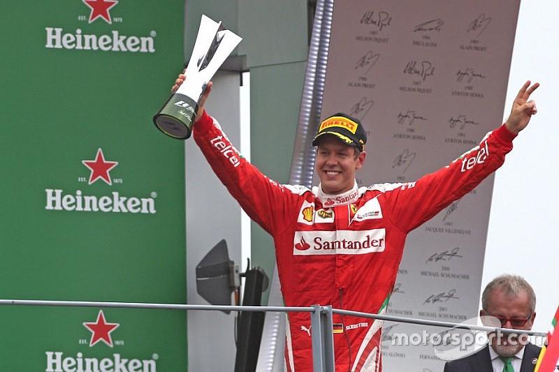 Ferrari: se la Mercedes è un miraggio, la Red Bull torna dietro