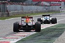 Ricciardo 'giechelend in de auto' na prachtige inhaalactie op Bottas