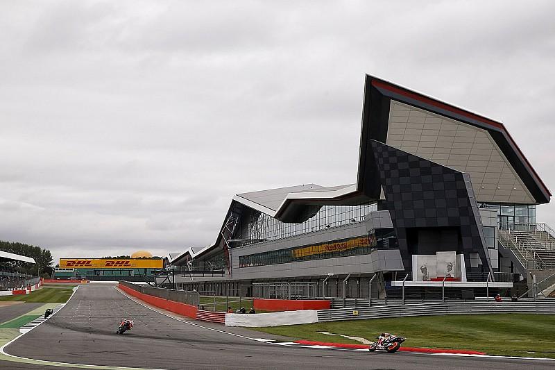 Silverstone ook in 2017 op MotoGP-kalender, optie voor 2018