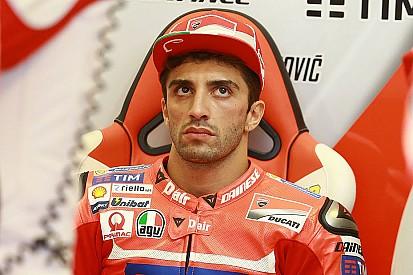 """Iannone: """"Ho perso potenza al braccio destro nel corso della gara!"""""""