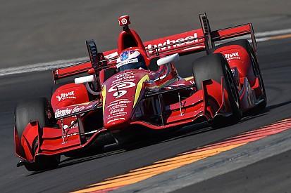 Dixon comanda corrida em Glen; Pagenaud fica próximo do título