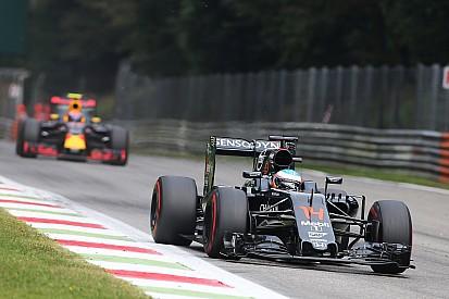 阿隆索:最快圈速不代表迈凯伦真实速度