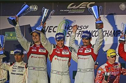 WEC Spa: Audi selamat dari kekisruhan balapan untuk mendapatkan kemenangan yang tidak terduga