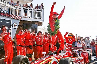 Scott Dixon domina a Watkins Glen, Power finisce a muro