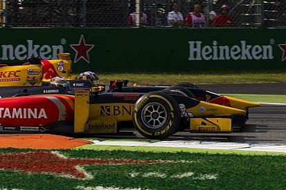 Le point GP2 - Le Safety Car fausse la lutte Gasly/Giovinazzi