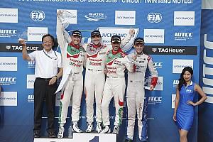 WTCC Résumé de course Honda à la fête pour sa manche à domicile