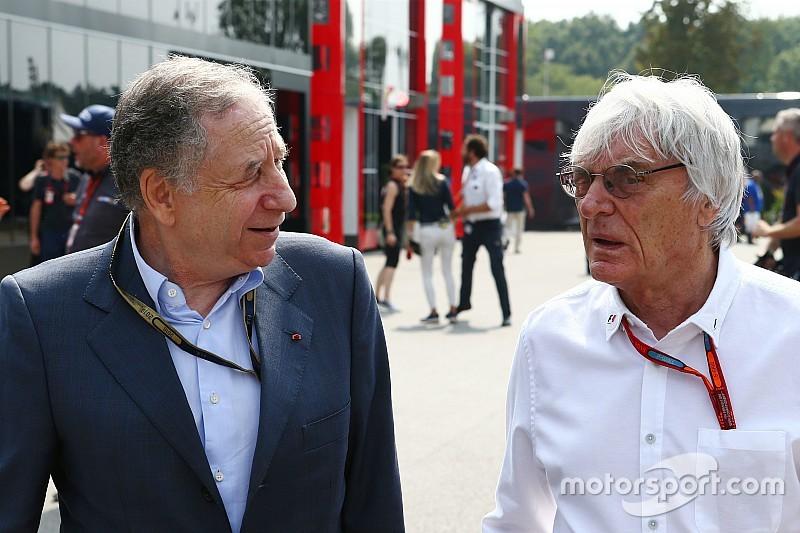 Nei team si minimizza l'uscita di Ecclestone dalla Formula 1