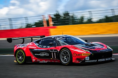 Broniszewski first of 2016 champions with two Blancpain GT Series rounds remaining