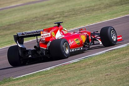 2017年轮胎测试本周继续进行