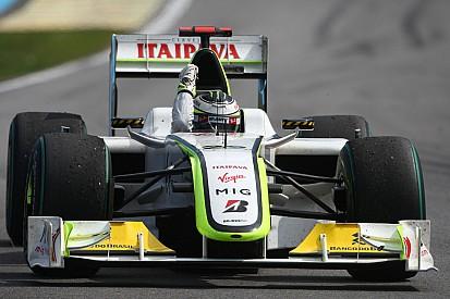 Galeria: os carros de Jenson Button na Fórmula 1