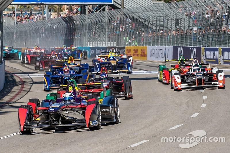 Formula E dan Supercars masuk ke dalam sistem poin Superlicence F1