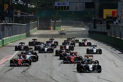 F1 2017 takvimi ortaya çıktı, F1, Le Mans ile yeniden çakıştı