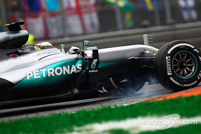 Hamilton - Aucune chance de revenir sur Rosberg avec ces pneus