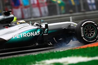 Mercedes, 2015'teki büyük farkın ardından Singapur'a emin gitmiyor