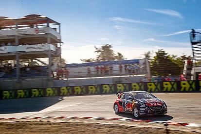 """Lohéac - Loeb en """"vrai pilote de Rallycross"""""""