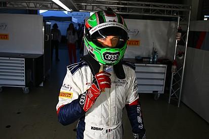 Marco Bonanomi fait son retour en Formule V8 3.5!