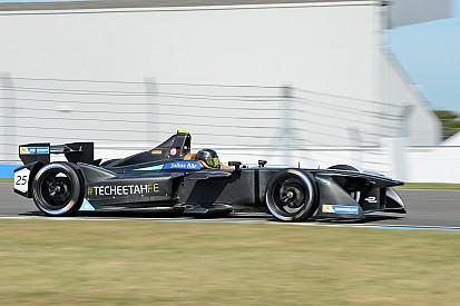 Vergne breekt ronderecord opnieuw in Formule E-test