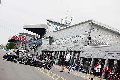José María López en el top 10 en el penúltimo día de Fórmula E