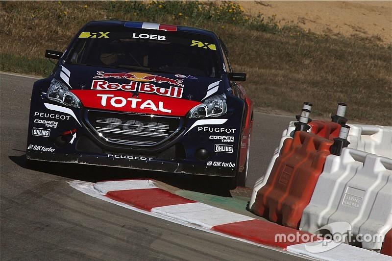 Vidéos - Au cœur des essais de Sébastien Loeb à Lessay