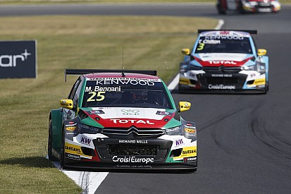 Trophée des indépendants - Lutte interne au sein du Loeb Racing