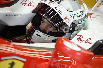 Vettel in pista domenica ad Hockenheim per i Ferrari Racing Days