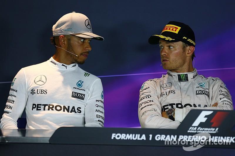 Mercedes prêt pour une lutte Hamilton/Rosberg la plus juste possible