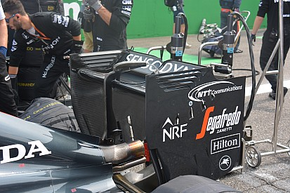 """Technique - Williams, Force India et McLaren en version """"Monza"""""""