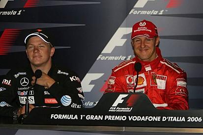 Il y a 10 ans - L'arrivée de Räikkönen chez Ferrari depuis McLaren
