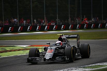 Button s'en veut pour son départ manqué à Monza