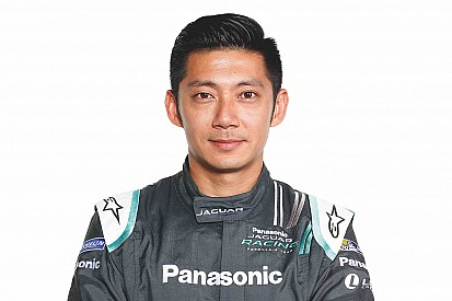Ho-Pin Tung reservecoureur bij Jaguar Formule E