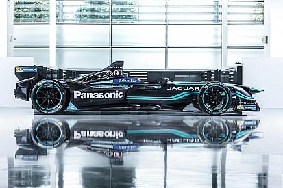 Jaguar présente sa livrée et confirme ses pilotes