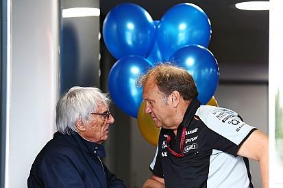 Fernley: F1, Liberty Media ile yeniden büyüyecektir