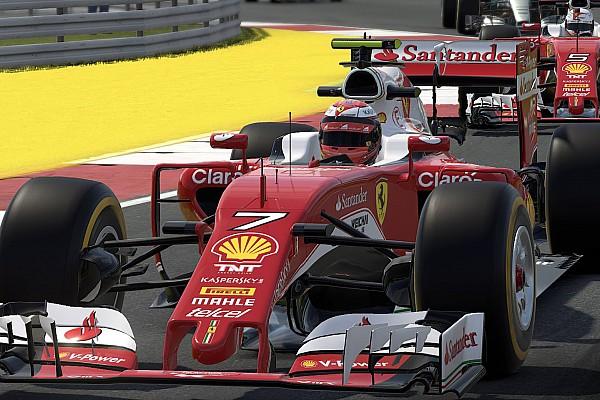 F1 2016 oyunu mobil cihazlar ve Apple TV için piyasaya sürülüyor