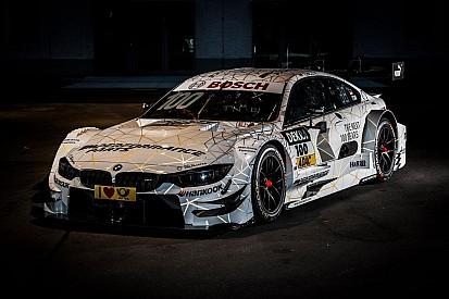 100 Jahre BMW: Martin Tomczyk fährt mit DTM-Sonderdesign am Nürburgring