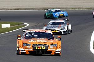 DTM Preview Audi veut revenir dans le match sur le Nürburgring