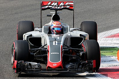 Technique - L'aileron arrière inédit de la Haas